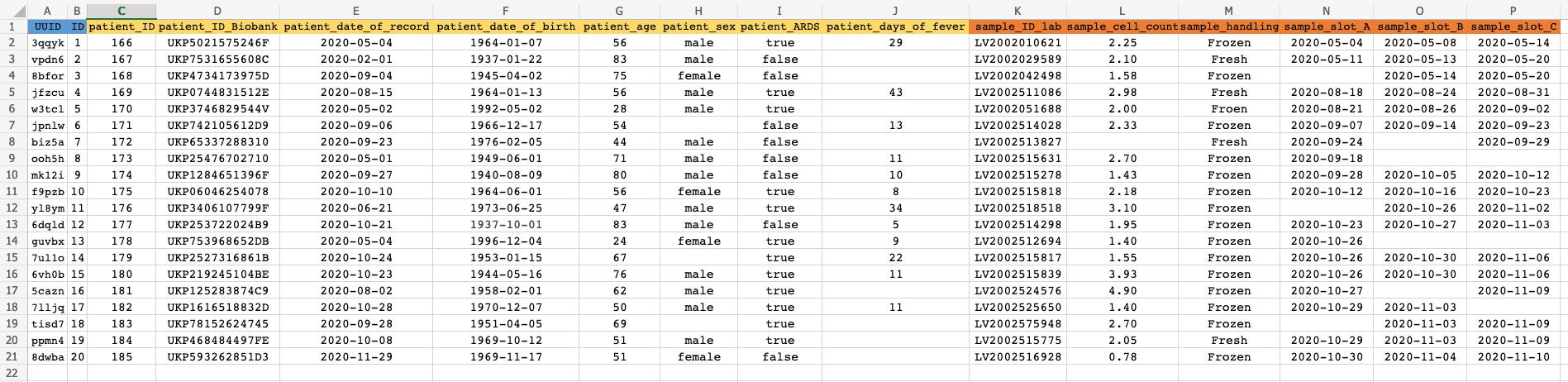 data sheet revised